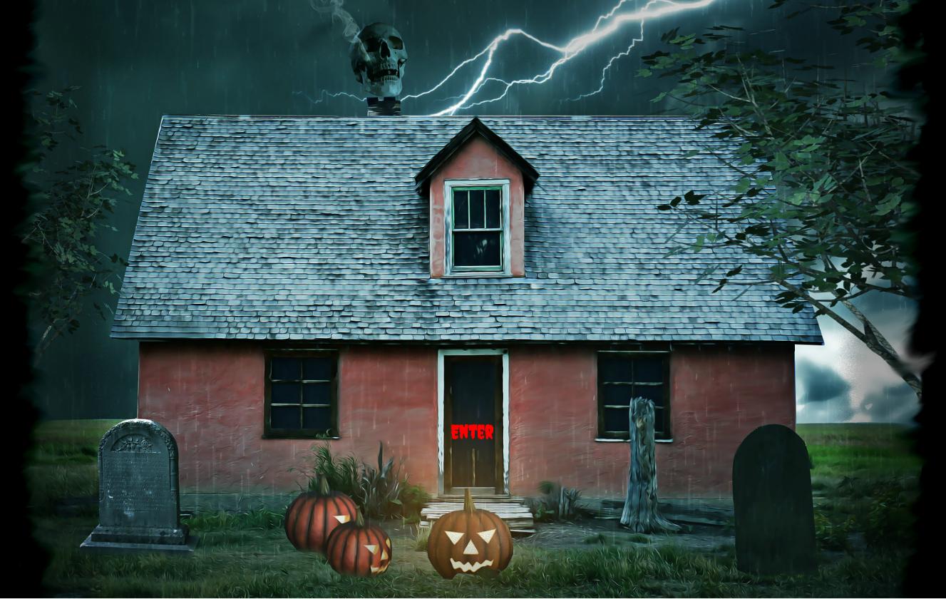 Halloween Card Website